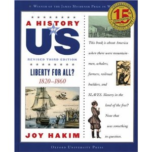 History of US: Liberty for All?