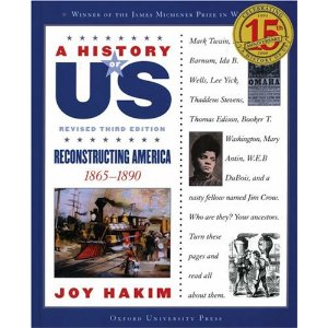 History of US: Reconstructing America