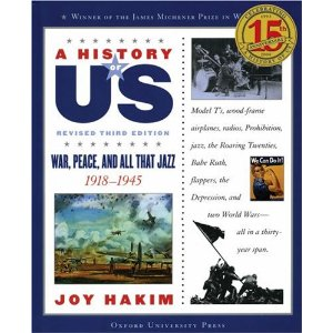 History of US: War, Peace, and All that Jazz