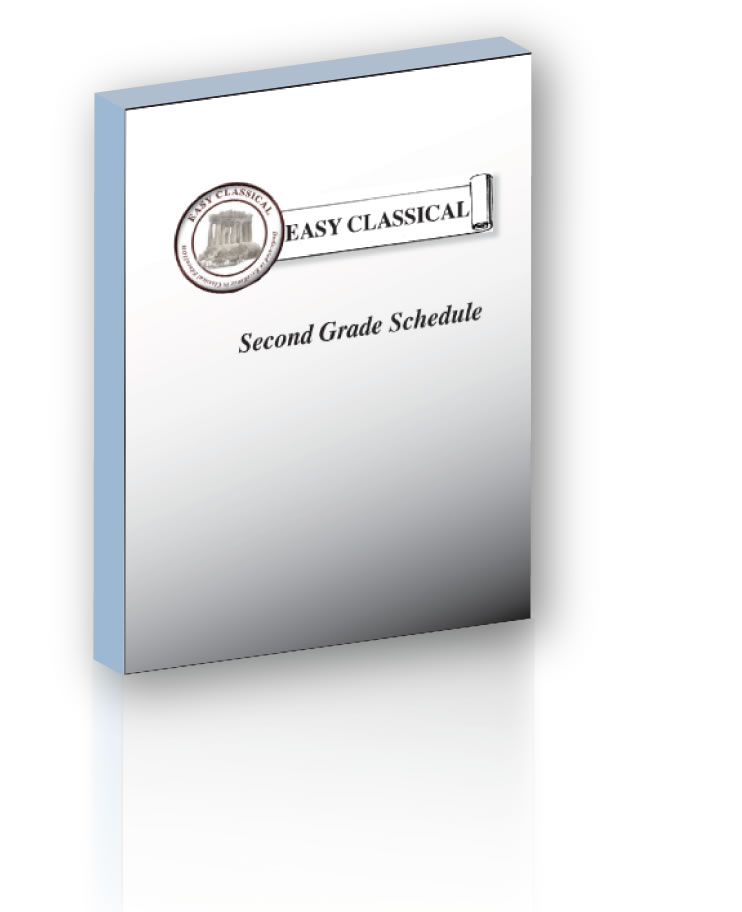 Second Grade Schedule