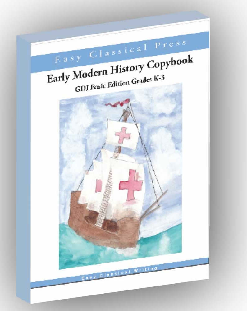 Early Modern Copybook (K-3)