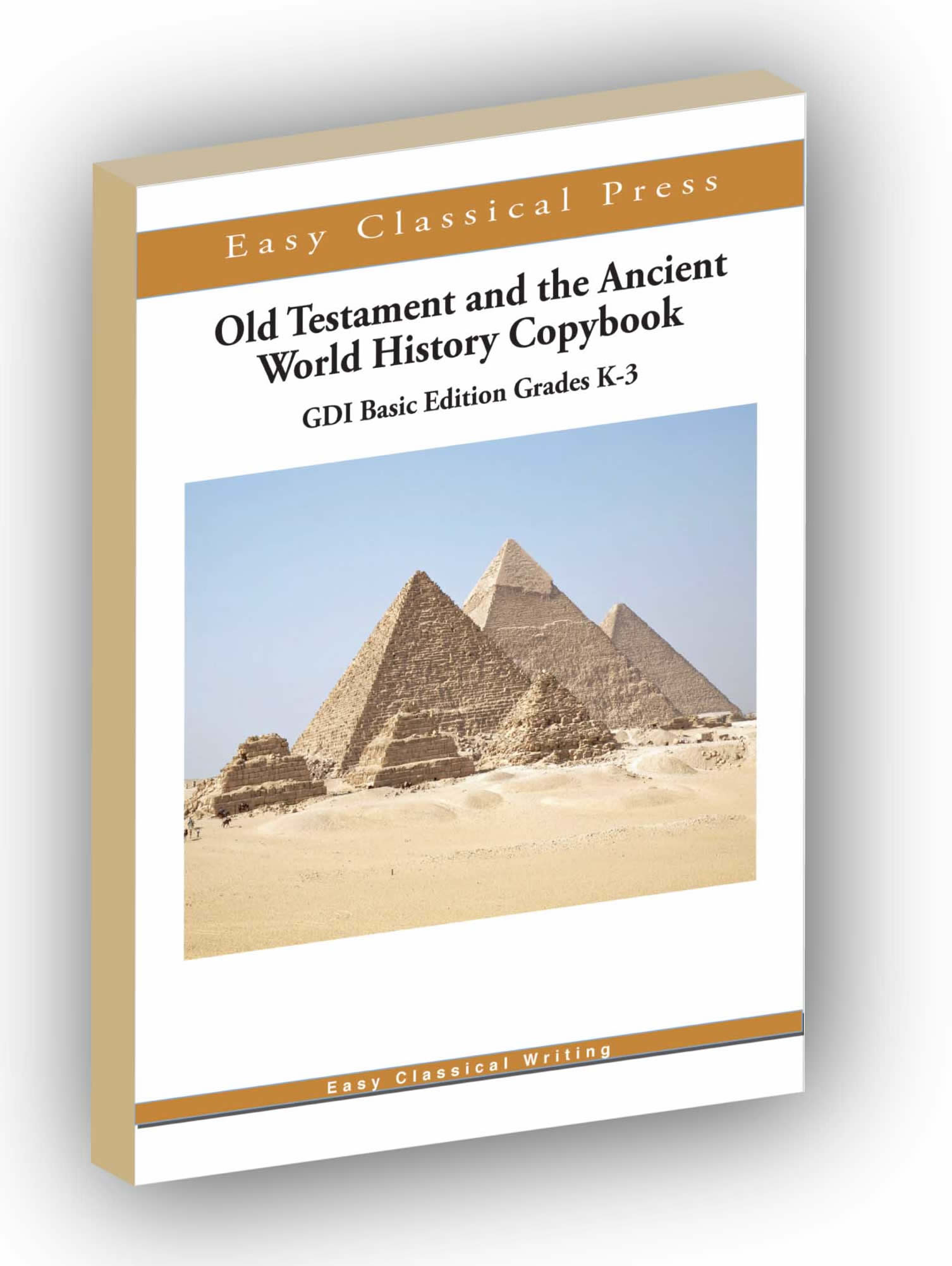 OT and the Ancient World History Copybook K-3