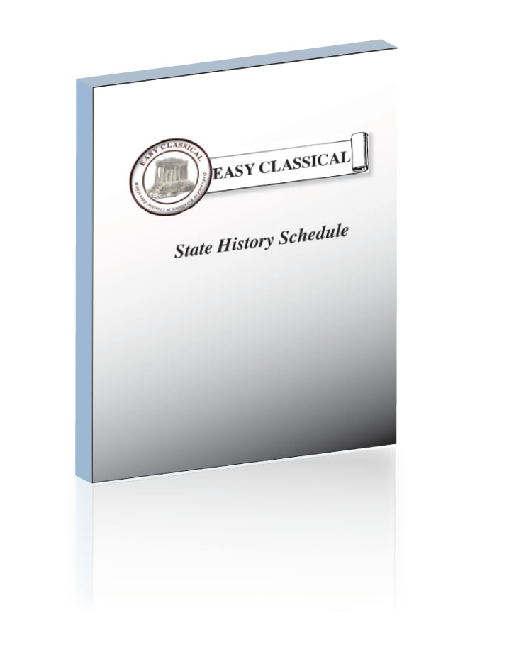 State History Schedule