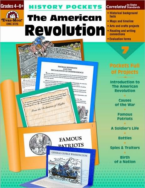 History Pockets: American Revolution