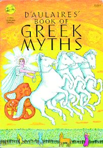 "D""Aulaire's Book of Greek Myths"
