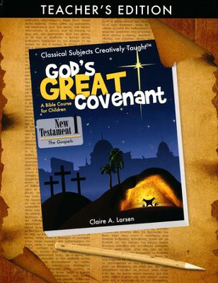 God's Great Covenant NT (Teacher)
