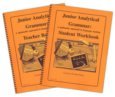 Junior Analytical Grammar