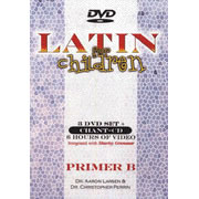 Latin for Childern Primer B DVDs