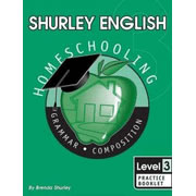 Shurley English 3 Practice Book