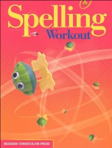 Spelling Workout A