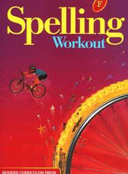 Spelling Workout F