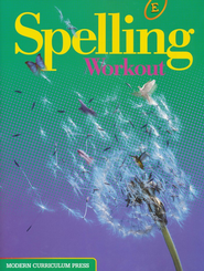 Spelling Workout E