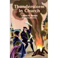 Thunderstorm in the Church