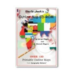 Uncle Josh's Outline Map CD