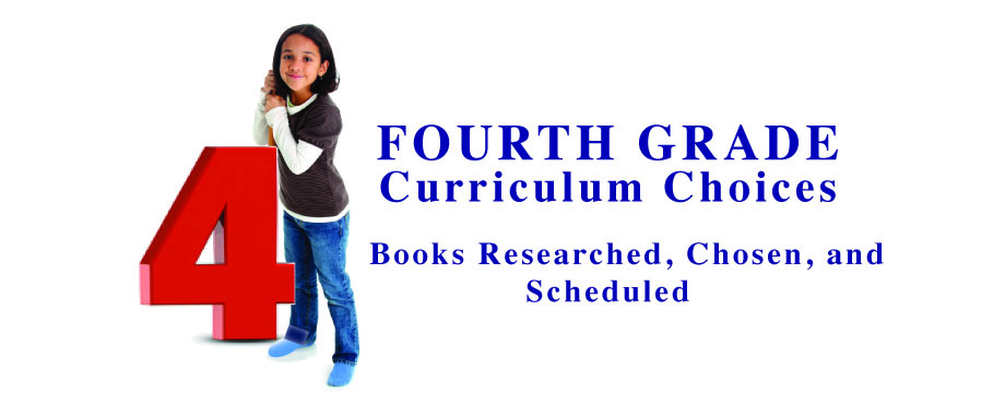 Fourth Grade Complete Curriculum Choices