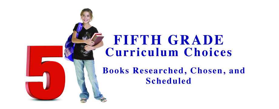 Fifth Grade Curriculum Choices