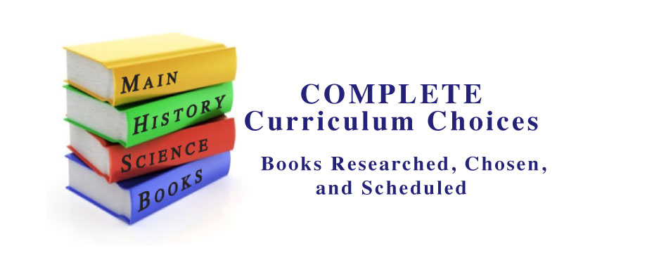 Complete Curriculum Choices