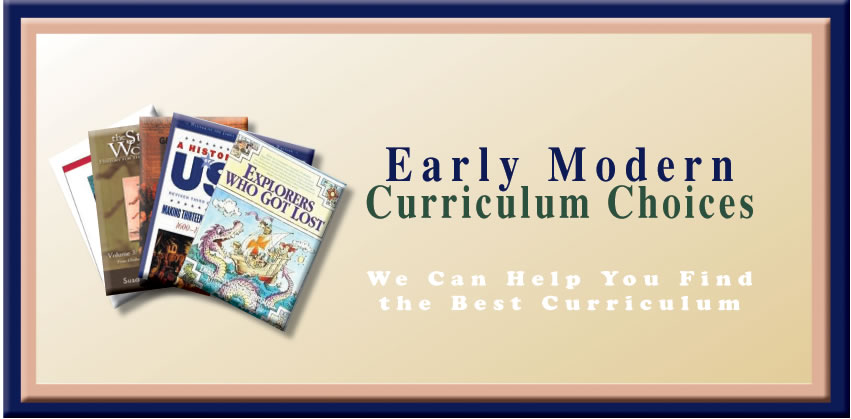 Early Modern Curriculum