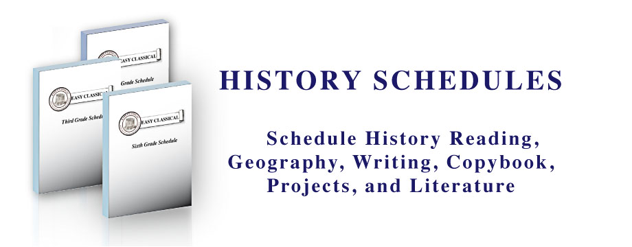 History Schedules