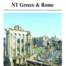 New Testament, Greece, and Rome Books