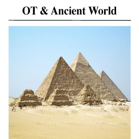 Old Testament and the Ancient World Books