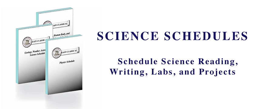 Science Schedules